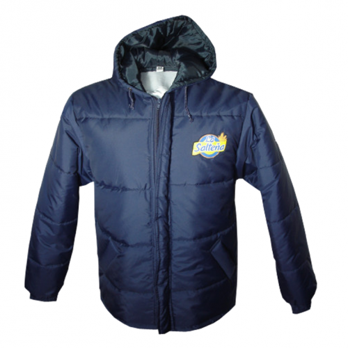 Campera impermeable guata 180gr