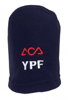Cuello polar con bordado ACA-YPF