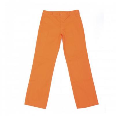 Pantalón de trabajo homologado naranja (Grafa 70)