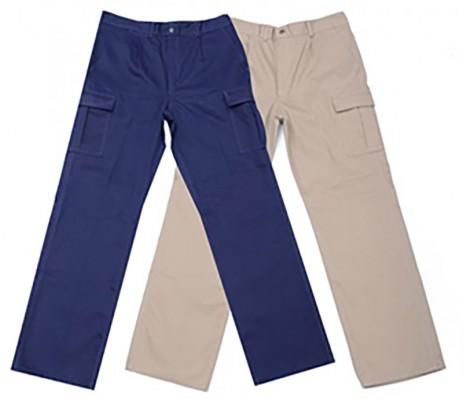 Pantalón con bolsillo cargo